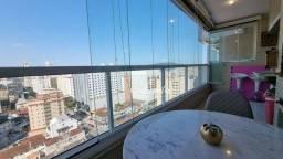 Título do anúncio: Apartamento para alugar, 94 m² por R$ 4.600,00/mês - Gonzaga - Santos/SP