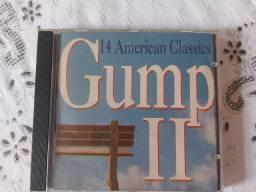 Cd trilha sonora Forest Gump II