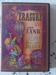 Dvd Erasure The Tank, The Swan & The Balloon