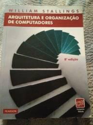 Título do anúncio: Livro arquitetura e organização de computadores