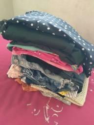 Título do anúncio: Lote de roupas pra bazar
