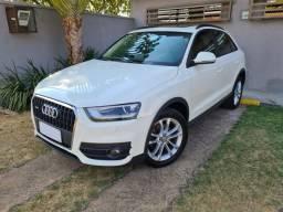 Título do anúncio: Audi Q3 2.0 + Teto Panorâmico + Interior Caramelo + 1 Ano de Garantia
