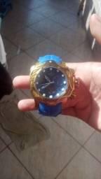 Relógio invicta aceito trocas