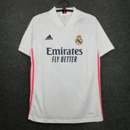 Camisa fan - Real Madrid 20/21