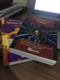 Livro compacto Matemática e Física