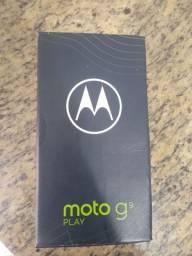 Moto G9play novo