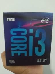 Processador i3-9400f