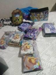 Cards Pokemon e Yu-gi-oh