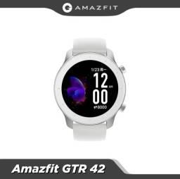 Título do anúncio: AMAZFIT GTR BRANCO XIAOMI (LACRADO) + GRÁTIS FONE DE OUVIDO BLUETOOH