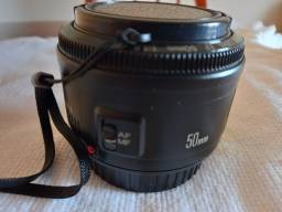 Lente Canon EF 50mm f/1:1.8 II - Relíquia !!!!