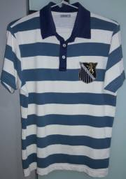 Camisa Polo - Manga Curta - Marca: M.Officer