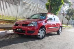 Título do anúncio: Renault Clio Hatch. Authentique 1.0 16V (flex)