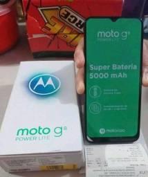 Moto G8 Power 64 GB 4 Ram/Pouco Dias de Uso/Nota Fiscal.