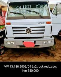 VW 13.180 6x2 2003/04.
