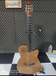 Vendo um violão Godin Multiac