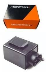 Rele Pisca Eletron. Cg125 Titan 92/04-3 Pinos/Xlr125 Magnetron