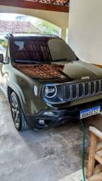 Jeep renegade 2021 no verde recibo aberto
