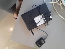 Roteador d link usado