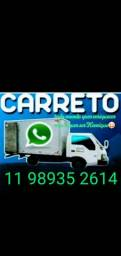 Título do anúncio: Carreto _ ITAQUERA