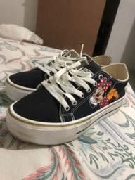 Vendo sapato All star  feminino tamanho 36