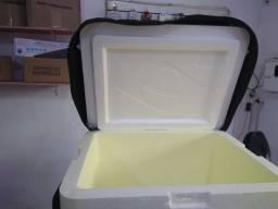 Mochila de entregador de lanche e marmita 37 litros