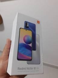 Redmi Note 10 versão 5G Lacrado!