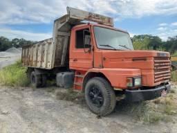 Caminhão basculante scania112