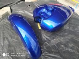 Pintura de tanque e carenagem em Pilares parcelo até 12x s