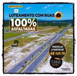 Lotes em Terras Horizonte - Invista já ///