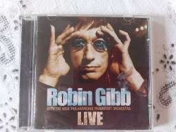 Cd Robin Gibb Live