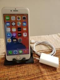 Iphone 8 64GB Gold Impecável (Parcelo s/ juros)