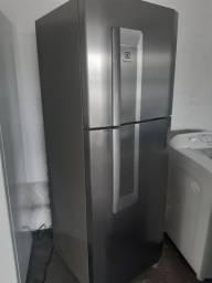 Geladeira inox electrolux 475 litros