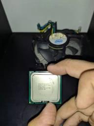 core 2 quad q8300 com cooler box