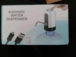 bomba eletrica para galao de agua