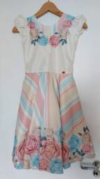 Título do anúncio: Vestido infantil menina