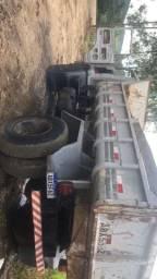 caminhão basculante 13130 ano 85