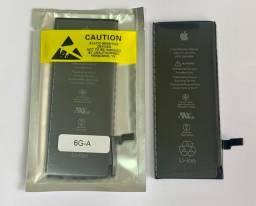 Baterias Originais iPhone Vários Modelos - Aceito Cartão