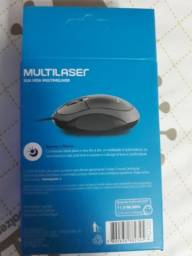 Mouse Novo Multilaser Funcionando