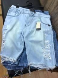 Bermuda jeans @baluarteaju