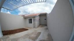 Casa para Venda em Ponta Grossa, Porto Feliz, 3 dormitórios, 1 banheiro, 2 vagas
