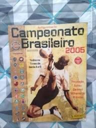 Album Campeonato Brasileiro 2005