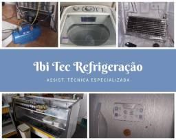 Conserto de Geladeira e Máquina de lavar roupas