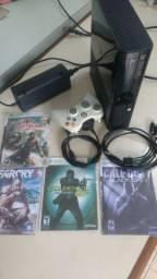 Vendo Xbox 360 (desbloqueado)