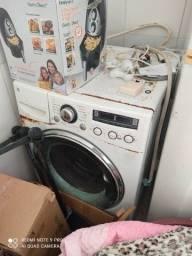 Máquina lava seca LG 12kg oportunidade