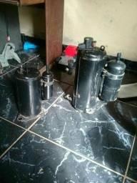 Motores de central de ar-condicionado