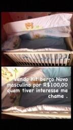 Kit berço Novo completo
