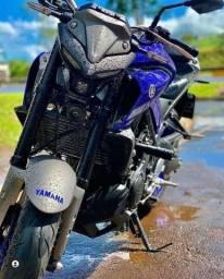 BRAGA MOTOS YAMAHA  -  MT-03  321c  (ABS) Modelo 2022 !!