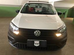 VW / Saveiro robust , 2019/2020, cabine simples , completo
