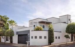 Belíssimo sobrado com 03 dormitórios à venda no bairro Jardim América em Bauru - SP. Pré R