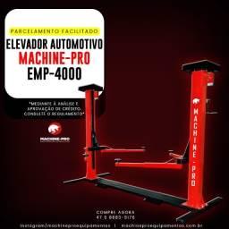 Novo I Elevador Automotivo EMP-4000 I Machine-Pro